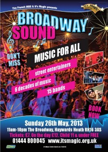Broadway Sound