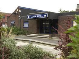 Clair hall