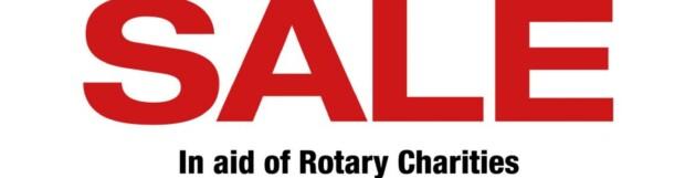 Rotary Car Boot Sale