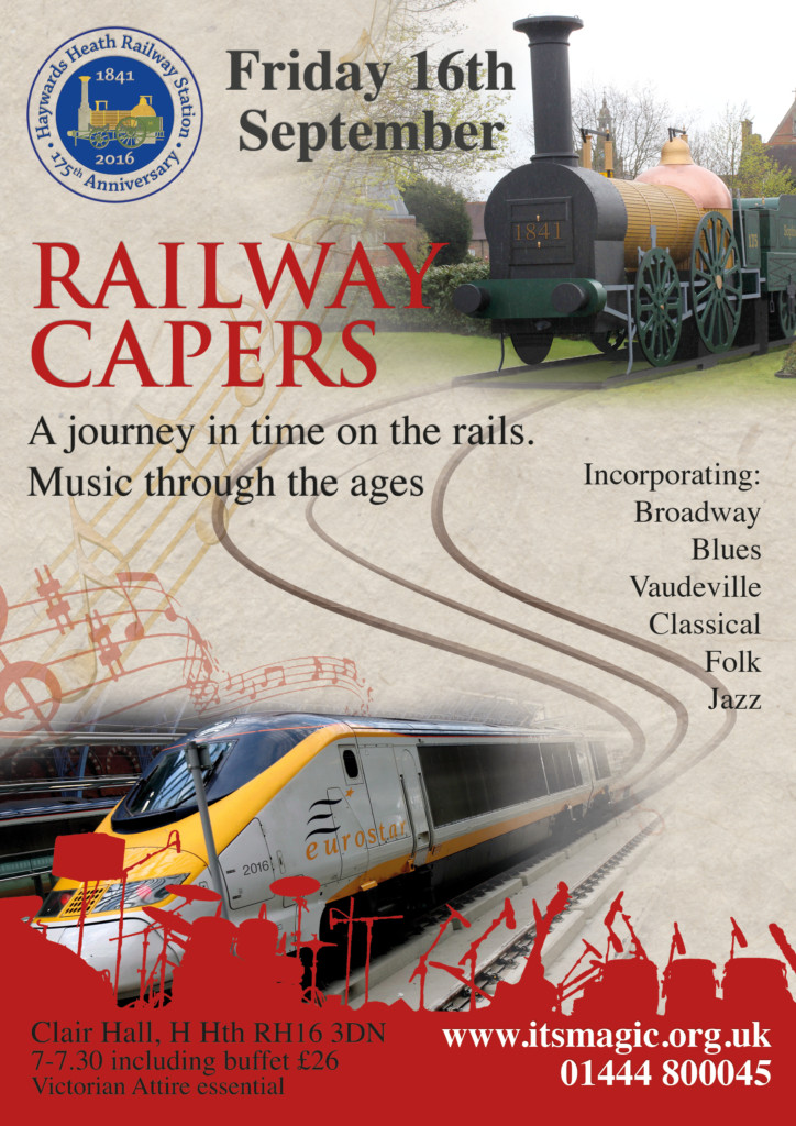 Railway Capers v2